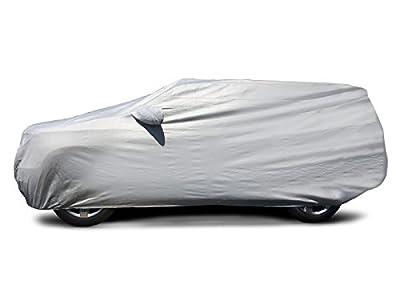 CarsCover Custom Fit 2007-2017 Chevy Suburban SUV Car Cover Heavy Duty All Weatherproof Ultrashield