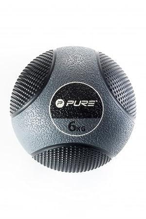 Balón Medicinal 6 kg Original pure2i mprove: Amazon.es: Deportes y ...