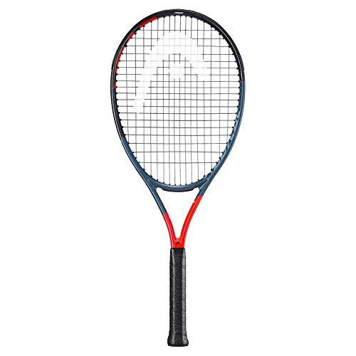 2019 헤드 그래 핀 360 라디칼 PWR 테니스 라켓(4 3 | 8 인치 그립)검은 끈으로 묶음