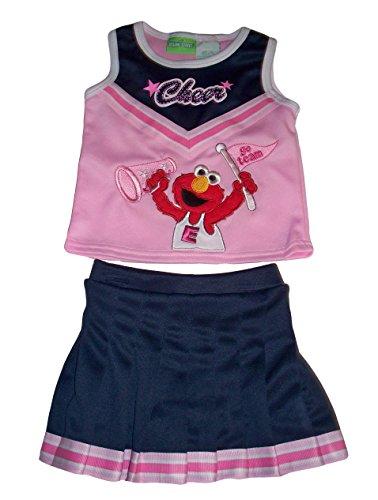 Sesame Street Little Girls Scooter