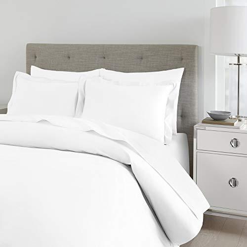 (Standard Textile Hotel Luxury Centium Satin Sheet Set)