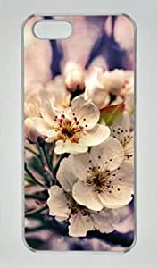 Blossoms at Dusk Iphone 6 plus 6 plus Hard Shell with Transparent Edges Cover Case by Lilyshouse