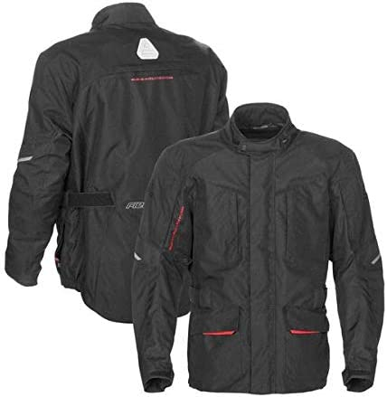 Black, Large Fieldsheer Mens Hi-Pro Jacket