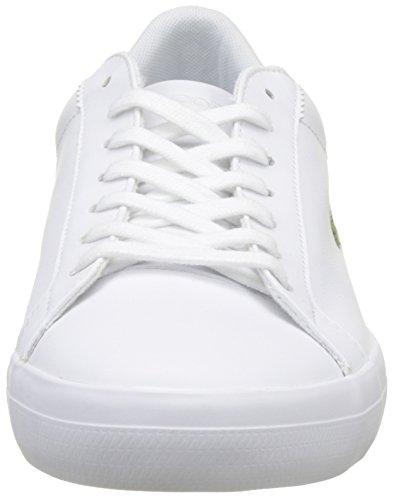 Sneaker Cam Lerond Lacoste 1 Bl Uomo Bianco Wht IqHOUwv7