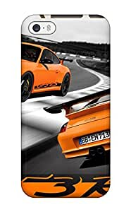 Best Perfect Porsche Gt3 Rs 7 Skin Case For Iphone 4/4S Cover Phone Case