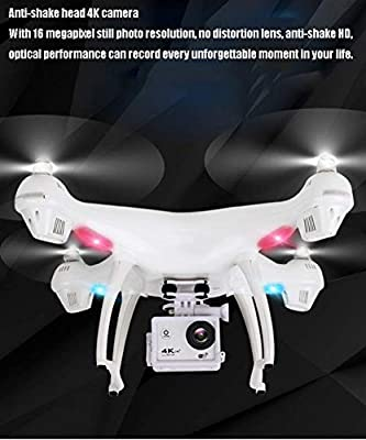 SBCT Drone Remote Control Aircraft GPS Drone Aerial Photography Aircraft HD 4k Professional Long Battery Life 16 Million Adult Wedding
