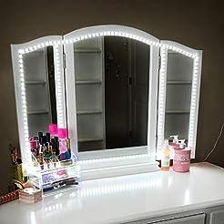 Led Vanity Mirror Lights Kit,ViLSOM 13ft...