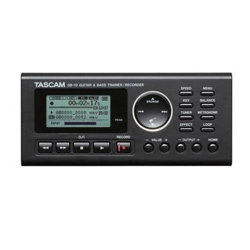 Tascam GB10 Guitar/Bass Trainer With Recorder by Tascam (Image #2)