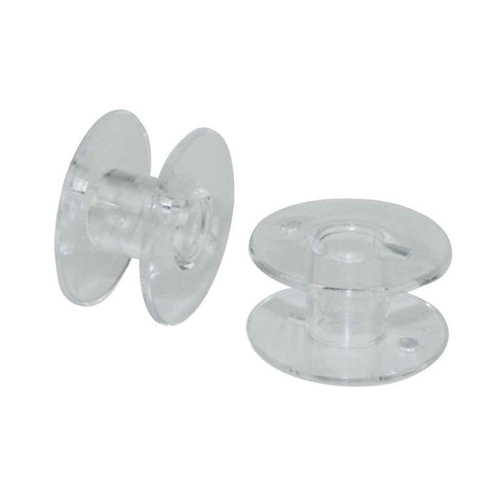 Sunlera 10pcs Máquina de Coser Bobinas de plástico Bobinas de Coser para Coser Hilos: Amazon.es: Hogar