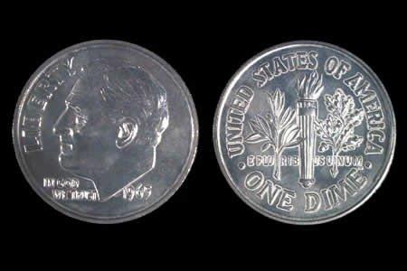Jumbo Dime - Coin