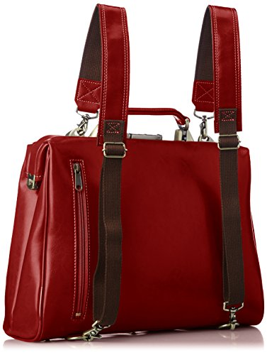 Ebwin Business Bag Made In Japan 3 Way 21591 (Wine) by Ebwin (Image #2)