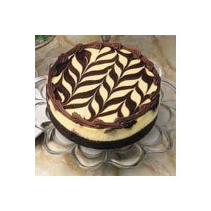 Broadway Basketeers Sugar Free Truffle Cheese Cake-Perfect Sugar-Free Gift Idea