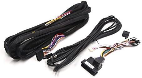 uxcell 6 m Longitud cable de extensión de antena de radio de coche ...