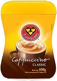 Cappuccino 3Corações Clássico 400G