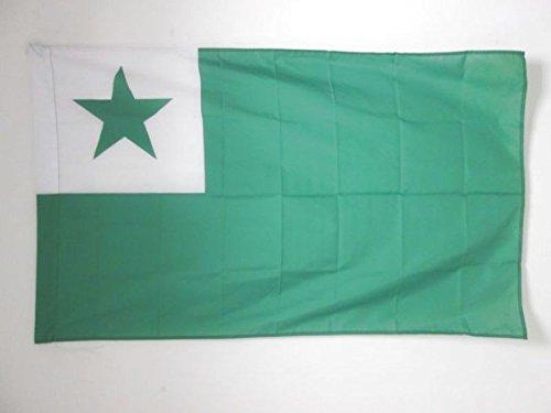 AZ FLAG Esperanto Flag 2