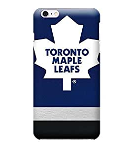 iPhone 6 Cases, NHL - Toronto Maple Leafs Jersey - iPhone 6 Cases - High Quality PC Case