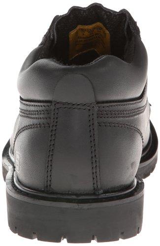 Skechers Lavoro 77017 Cottonwood slittamento scarpe Resistente lavoro Black