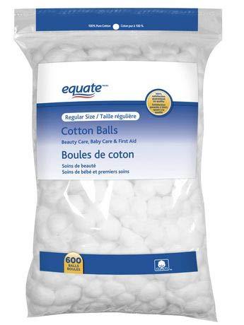 Cotton Balls 600 count small USA