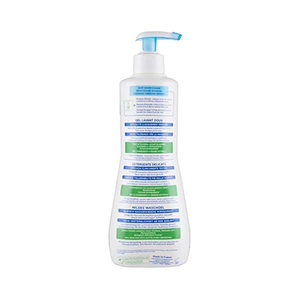 Mustela Dermo Detergente, 500 ml 3