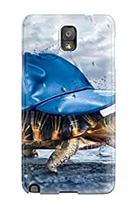 Excellent Design Funny Turtle Case Cover For Galaxy Note 3 by icecream design