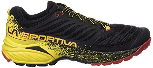 Trail La Trail Black Running La Black Shoes Akasha Running Sportiva Shoes La Akasha Sportiva qHw6vq