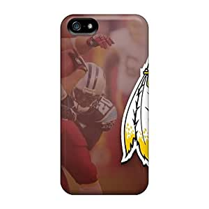 Great Cell-phone Hard Cover For iphone 6 plus (zbS16644aUwo) Unique Design HD Washington Redskins Series