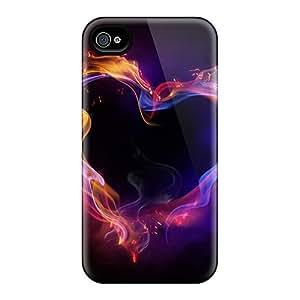 Heart Tpye phone cover skin New Arrival Wonderful covers iphone6 iphone 6