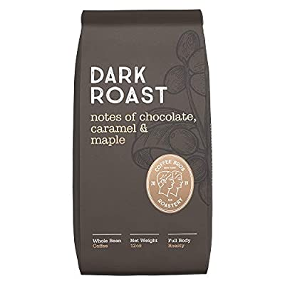 Coffee Bros., Whole Bean Coffee, Smooth & Never Bitter, 100% Arabica Coffee Beans, 12oz by Coffee Bros.