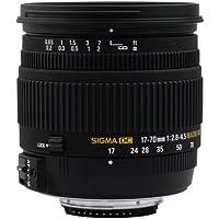 Sigma 17-70mm f/2.8-4.5 DC HSM Macro Lens for Nikon DSLR