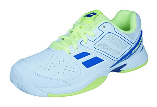 Babolat Cud Pulsion All Court Zapatos tenis para niños White