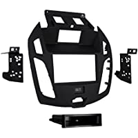 Metra 99-5831G Double/Single DIN Dash Kit for 2014 - Ford Transit Connect with OEM 4.3 Screen (Gray)