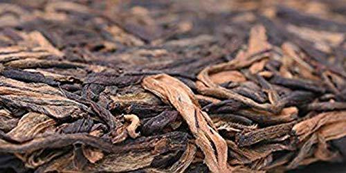 2004 Nanxun Tea Factory [Nanlu Mountain] Old Brand [Pure Raw Laosheng Tea] Yunnan Fourteen Years Dry Storage Storage Transformation Tang Dynasty Oil Run Red Permeation High Aroma Fullness176.36oz 12.5 by NanJie (Image #1)