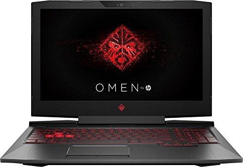 HP Omen 15t Gaming UHD(Intel i7-7700HQ, 16GB DDR4, 1TB HDD + 256GB NVMe SSD, NVIDIA GeForce GTX 4GB GDDR5, 15.6