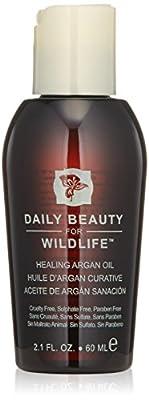 FHI Brands Daily Beauty for Wildlife Healing Argan Oil, 2.1 fl. oz.