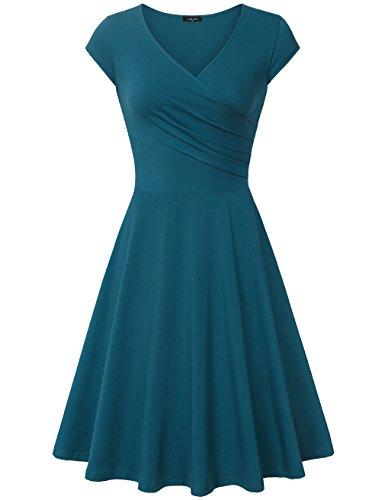 Knee Length Dress - 8
