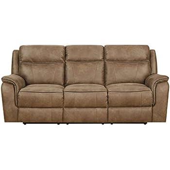Super Amazon Com Morrisofa Cameron 3 Seat Reclining Sofa With Dailytribune Chair Design For Home Dailytribuneorg