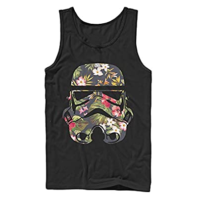 Star Wars Officially Licensed Storm Flowers Men's Tank