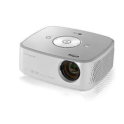 LG HX301G Video - Proyector (300 lúmenes ANSI, DLP, XGA ...