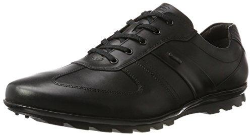 FRETZ men Oristano, Sneaker Uomo Nero (Nero 51)