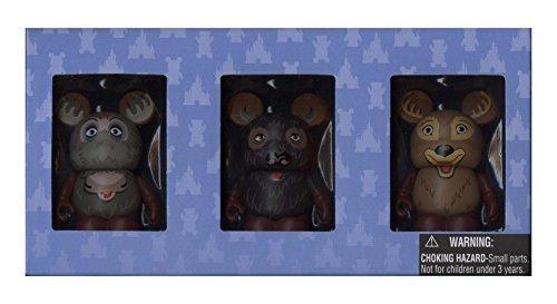 calidad auténtica Disney Vinylmation - Park 12     Set   Country Bear Jamboree - Limited Edition - Buff, Max, & Melvin - 3 Vinylmation by Vinylmation  descuento de ventas