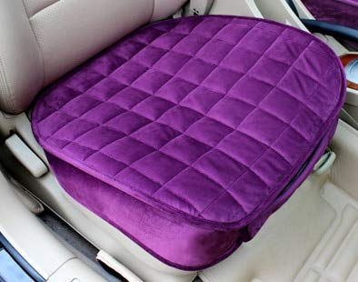 Seat Cover Flocking Cloth Not Moves Car Seat Cushions Non Slide Auto Seat Cushion Universal Keep Warm Winter Car Accessories Seat Cover (Noah Car Covers Best Price)