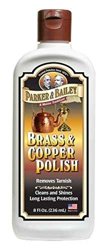 Parker & Bailey Brass and Copper Polish 8oz
