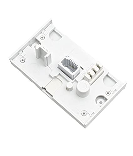 Bt Openreach Replacement Front Lower Nte5a Faceplate Amazon Co Uk