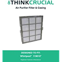 Replacement for Winix-Compatible 9000 Air Purifier Filter & Casing, Compatible With Part # 119010, by Think Crucial