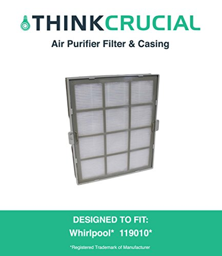 Winix-Compatible 9000 Air Purifier Filter & Casing, Compare to Part # 119010, by Think Crucial