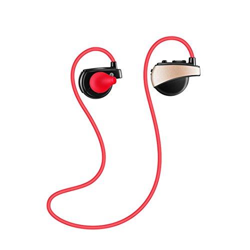Insaneness Bluetooth headphones over ear BT4.1 Earphone Ster