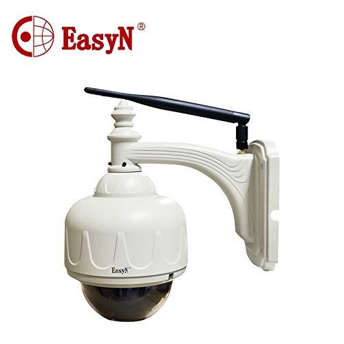 爆売り! EASYN 1BF 1BF HD 1080P EASYN HD WiFiナイトビジョンパン&チルト屋外スピードドームセキュリティカメラ B07R876MS5, アミストダイレクトショップ:22b39156 --- arianechie.dominiotemporario.com