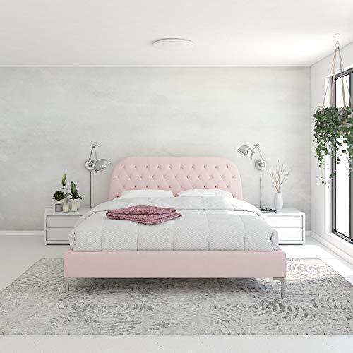 CosmoLiving by Cosmopolitan 4325739CL Astoria Bed, Light ()