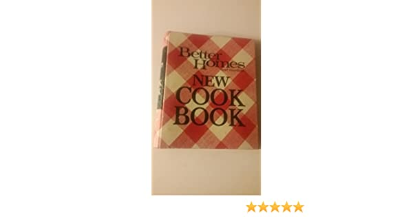 Better Homes and Gardens New Cook Book, In A Five-Ring Binder: Amazon.es: Unknown: Libros