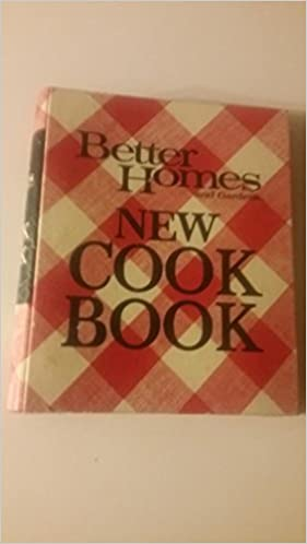 better homes and gardens new cook book in a five ring binder